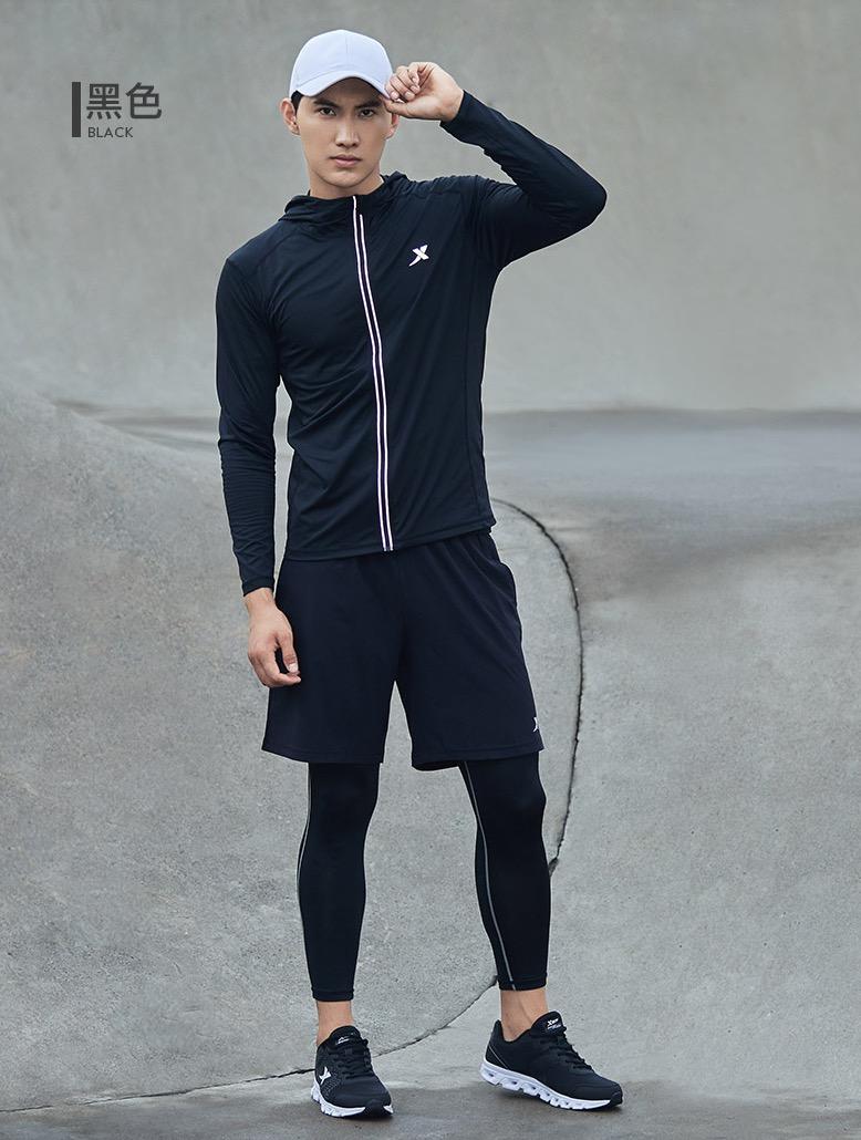 男士新年必备运动服,甩膘与健身两不误