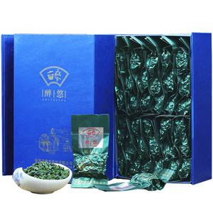 买一送一铁观音2018新茶秋茶浓香型高山茶安溪感德茶叶袋装礼盒装