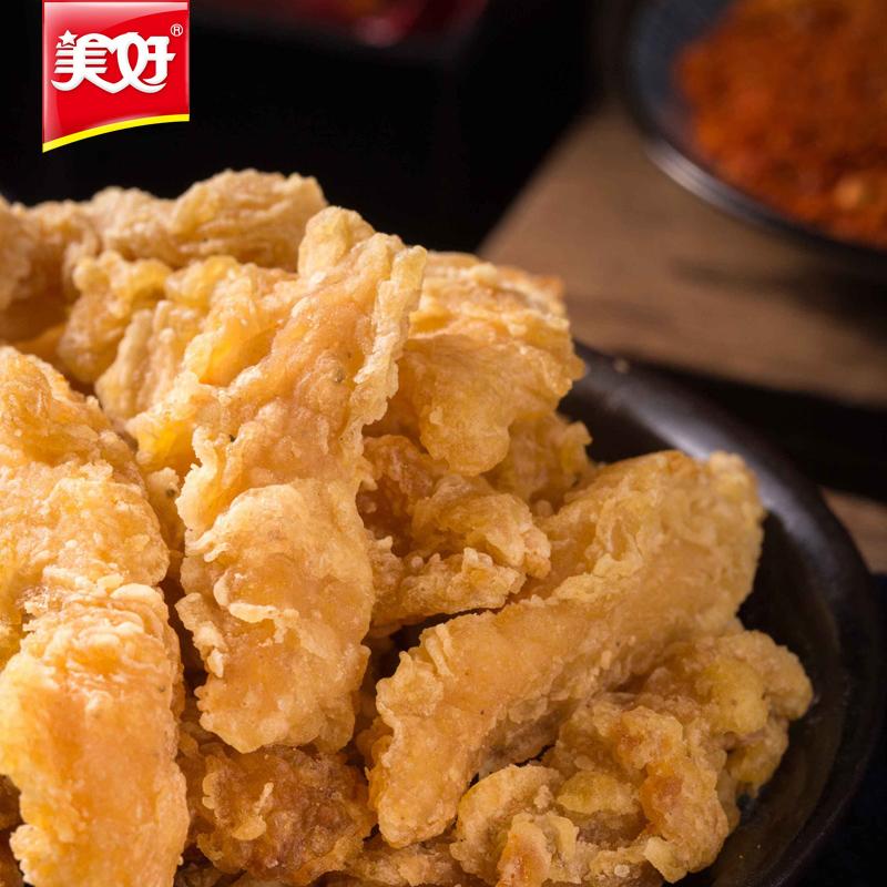 买手白菜团、李佳琪同款:1000g 美好 鸡肉小酥肉