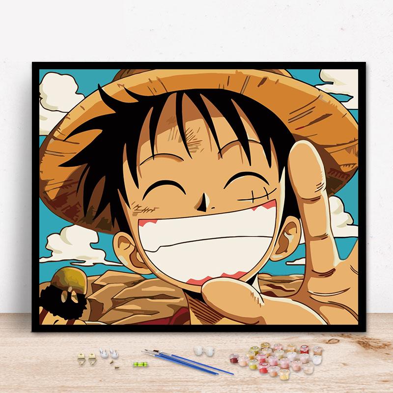 058 - One Piece Luffy