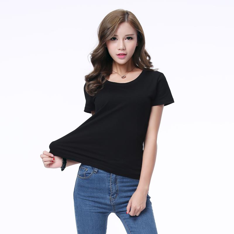 【胜世】优质莱卡棉圆领T恤