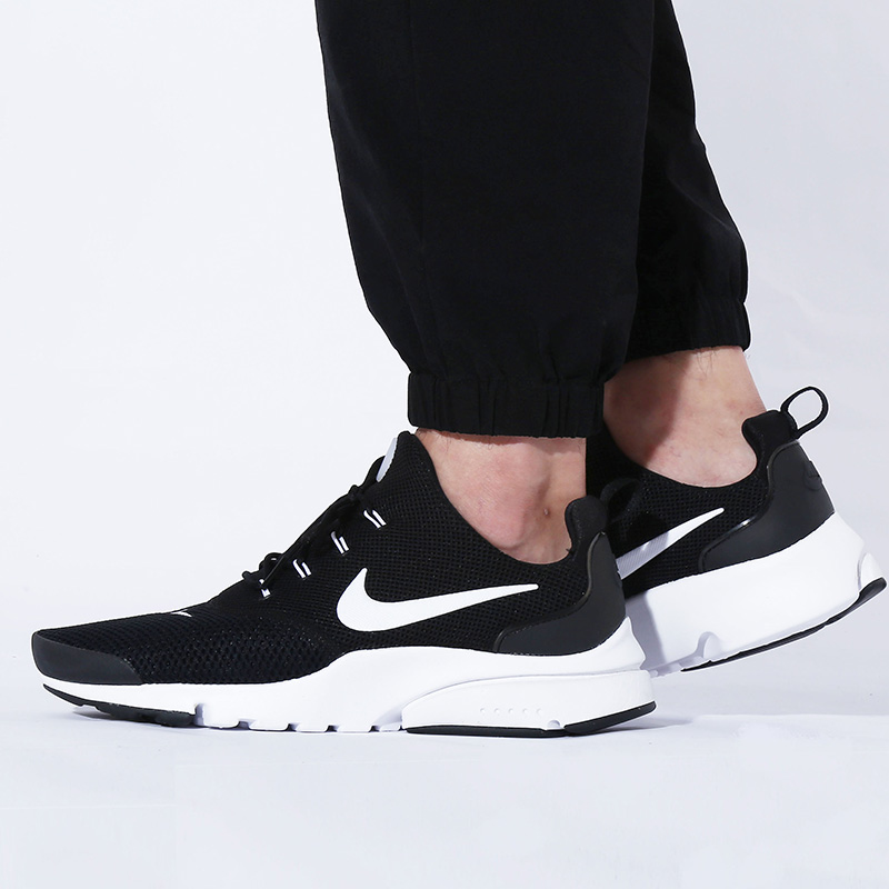 1fd95badec0d18 Nike Men s shoes 2018 spring new PRESTO FLY sports running casual shoes  board shoes 908019-002
