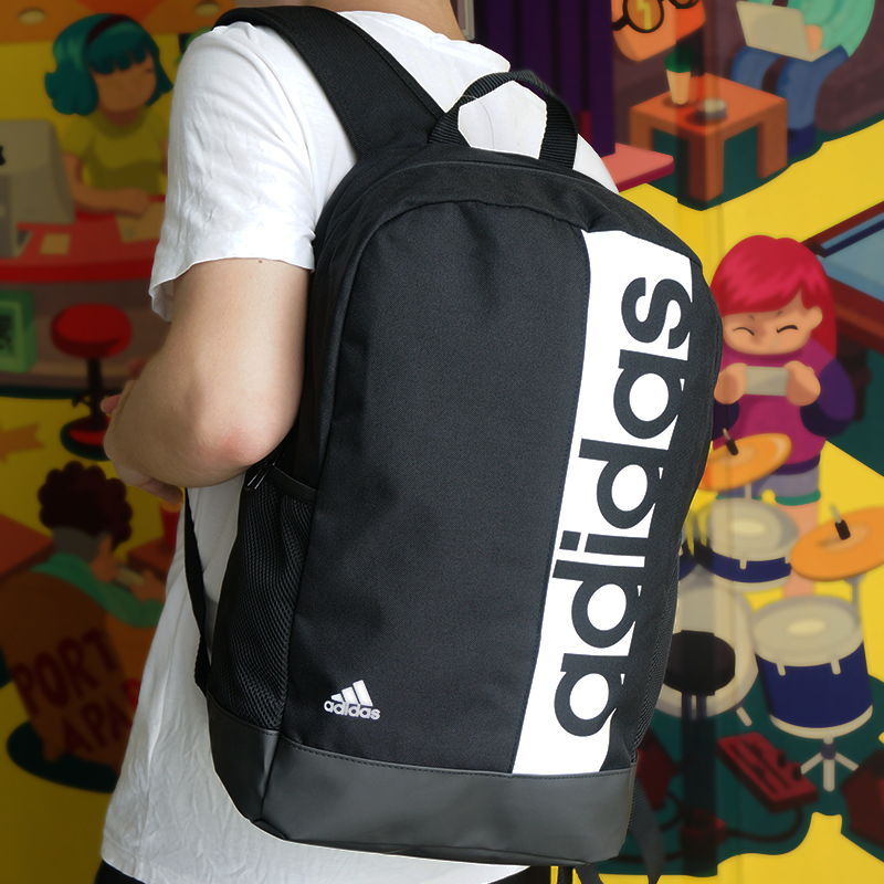 a0fa1aee9c ... Adidas neo backpack 2018 spring new men and women travel bag student bag  sports backpack S99967
