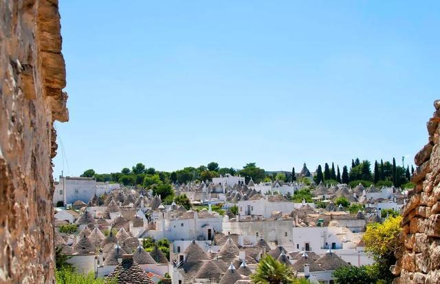 全世界最浪漫的10个小镇,就差我和你!