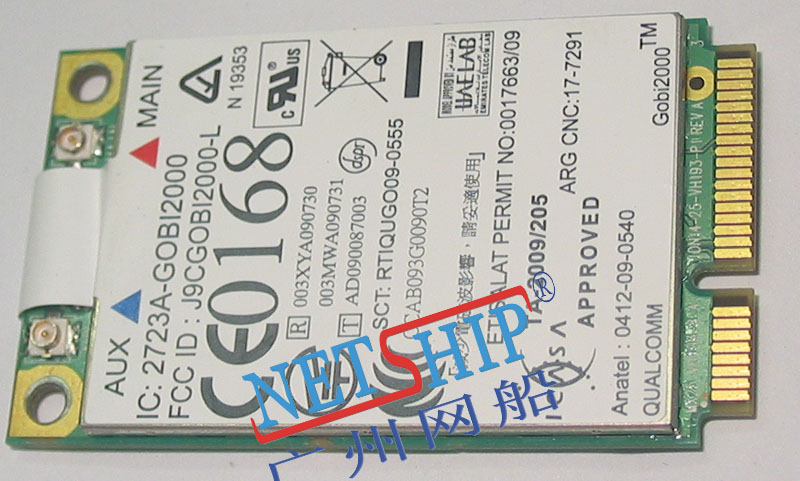 Комплектующие и запчасти для ноутбуков ThinkPad в оригинальной unicom телекоммуникационные мобильного 3G модуль модели t510 сабвуферами x201 t410 модели w510 X100e по