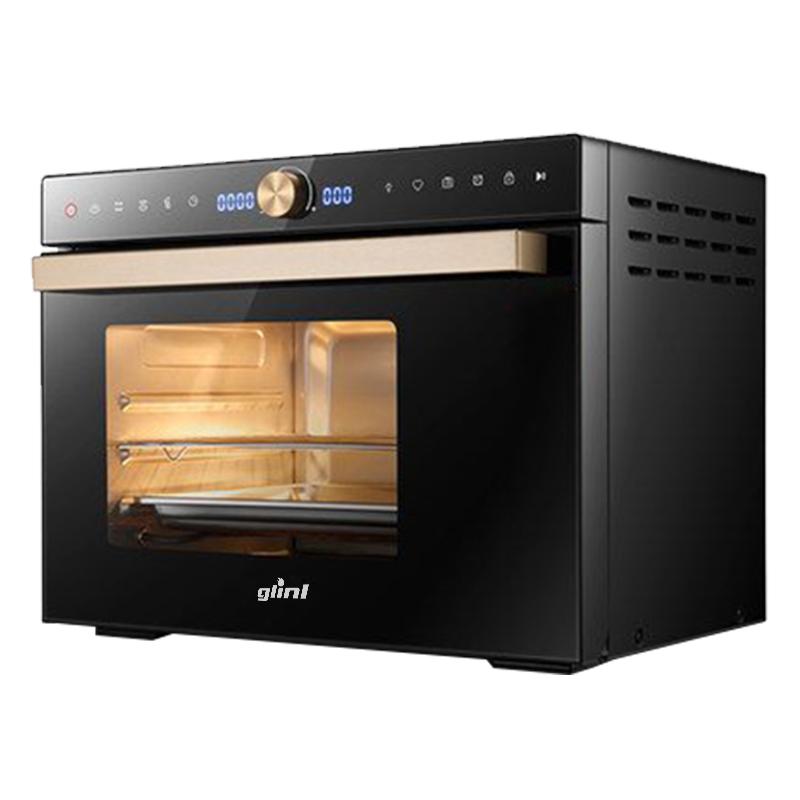 Glinl/格菱乐 GL-600蒸烤箱家用烘焙多功能蒸汽烤箱蒸烤一体机