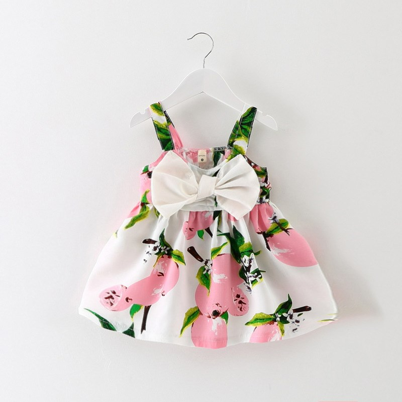 Children's sling girl baby dress Children's Sling Girls Dress