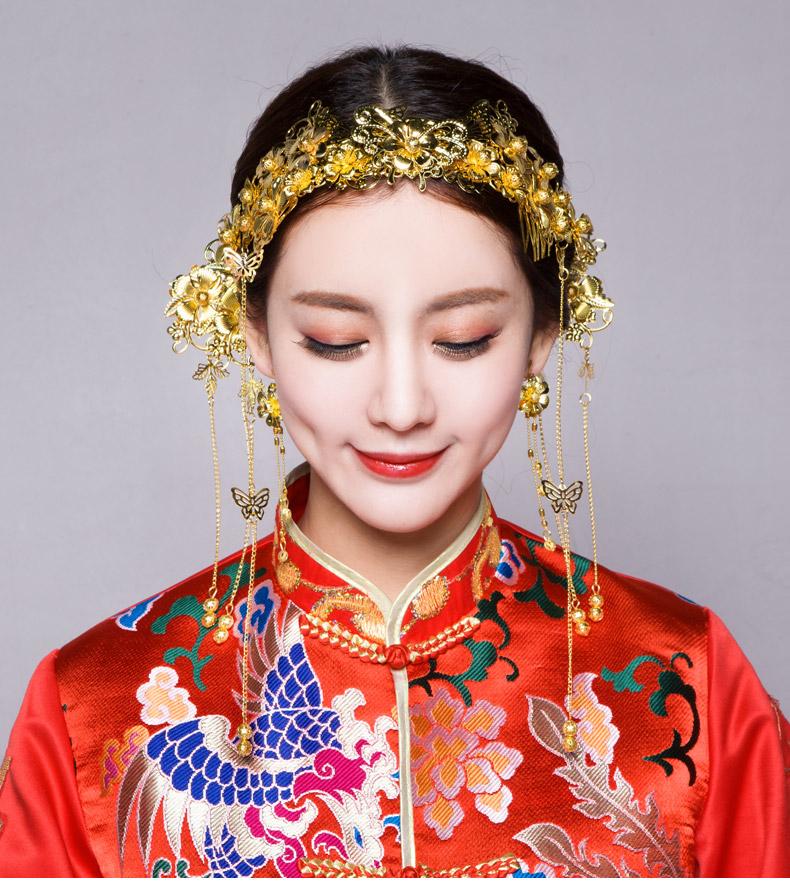 中国新娘礼服(十二) - 花雕美图苑 - 花雕美图苑