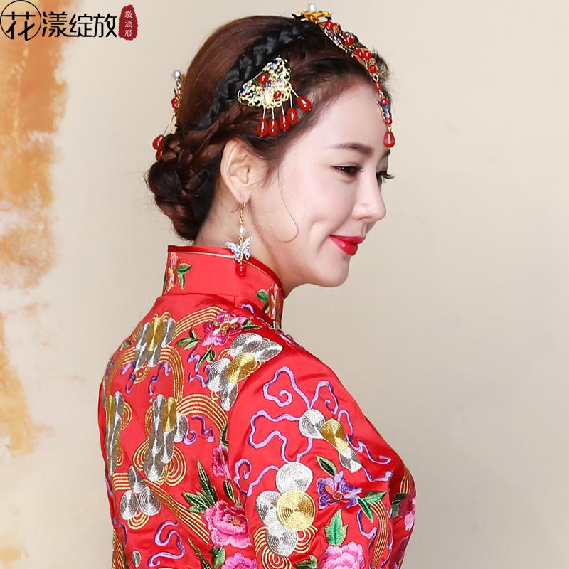 中国新娘礼服(十一) - 花雕美图苑 - 花雕美图苑