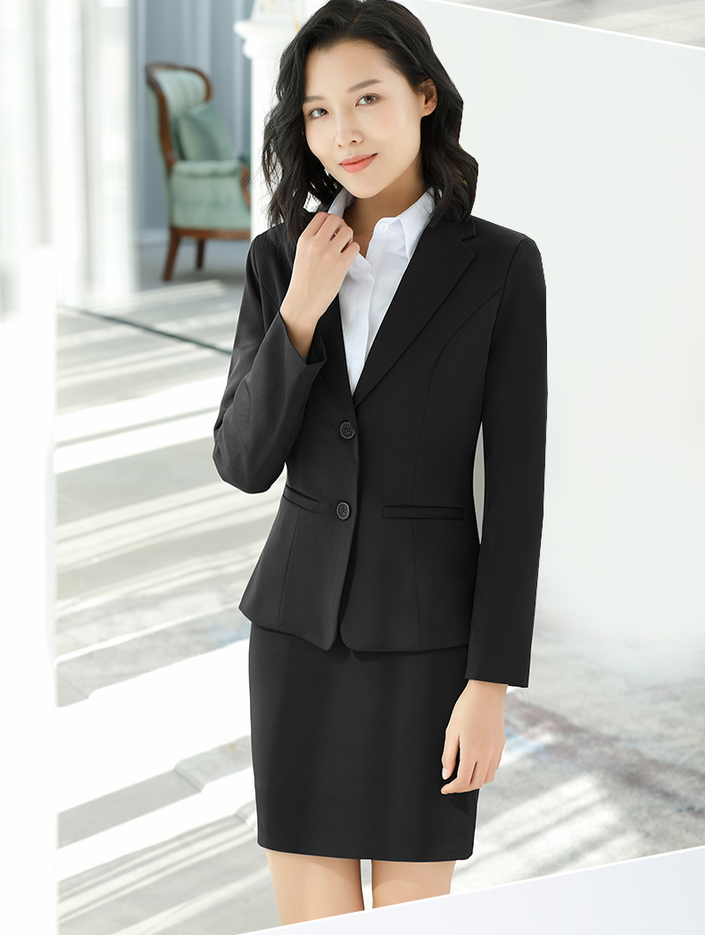 Women's Clothing Women's Sets Dress Suit-dress Dress Summer 2019 Fashion New Pattern Ol Hotel Reception Work Clothes Sale Correct Dress Woman Work Clothes Excellent In Cushion Effect