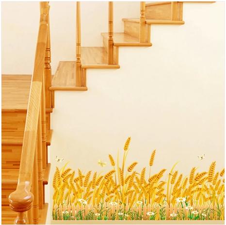 Наклейка на стену Специальный новый Орнамент золотого риса платы стены наклейки оптом Свадебные номер стены стекла мебель вставить украшения