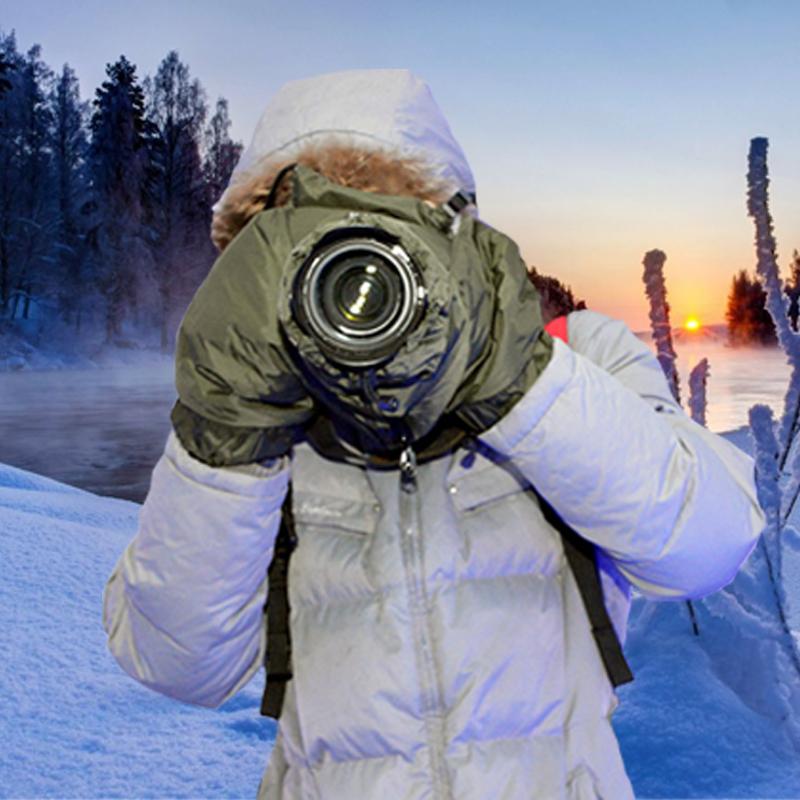 Предохраняющий от холода чехол для фотокамеры Safrotto  5D370200