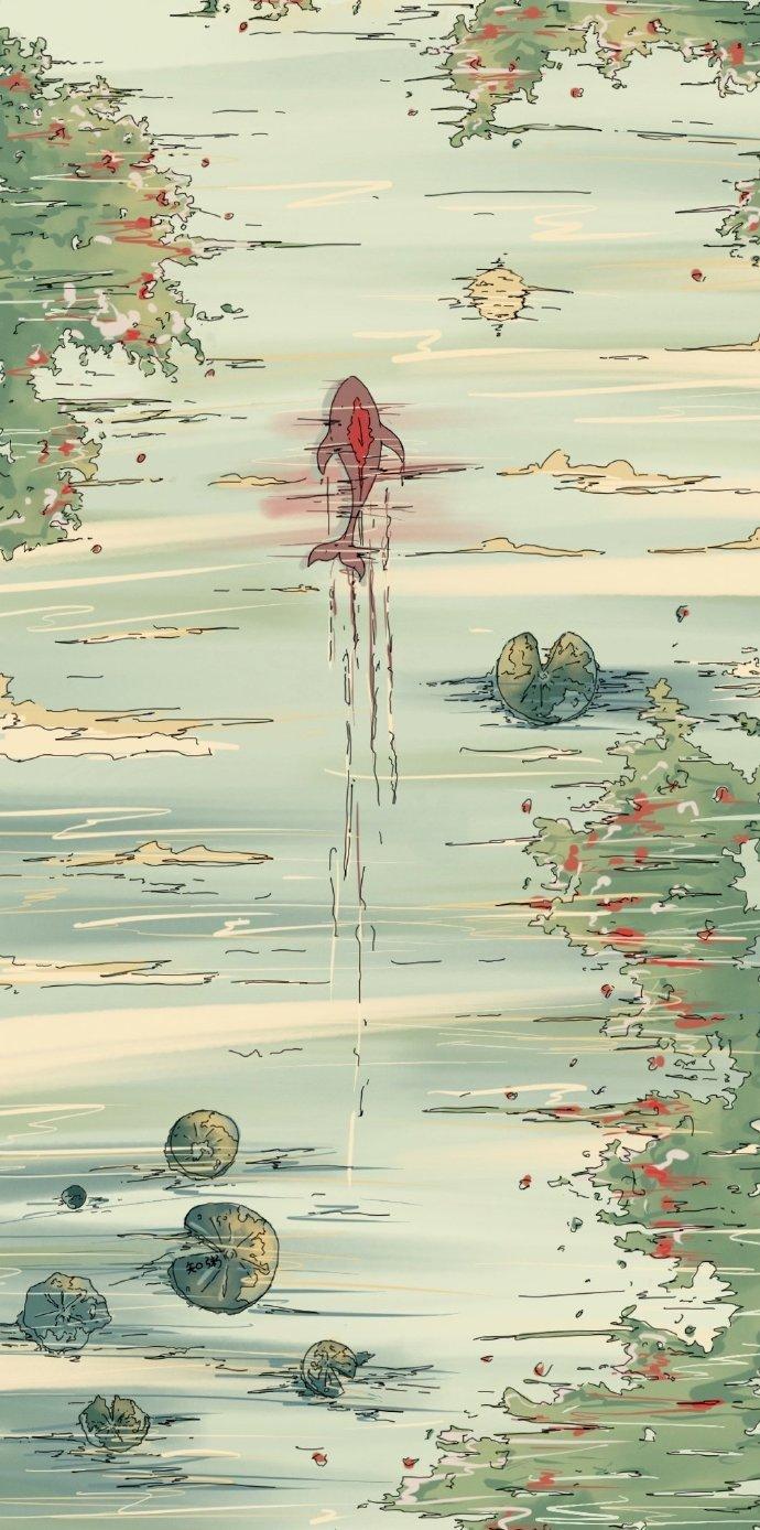 插画师:知粥