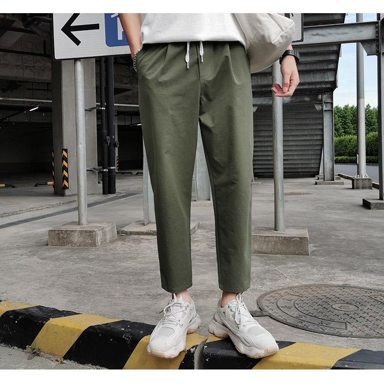 潮景 DDK-电商基地A101-ZJC-K818-P35-100%涤纶 休闲裤男-控价69