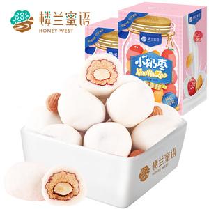 楼兰蜜语奶酪枣150gx2盒