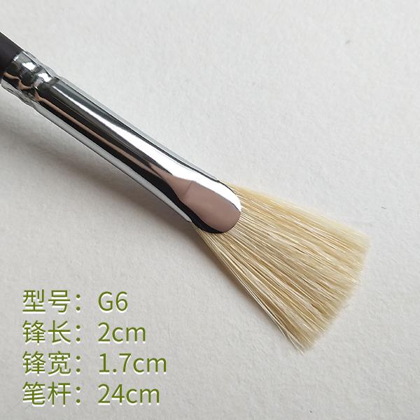 G6/ рыбий хвост вентилятор