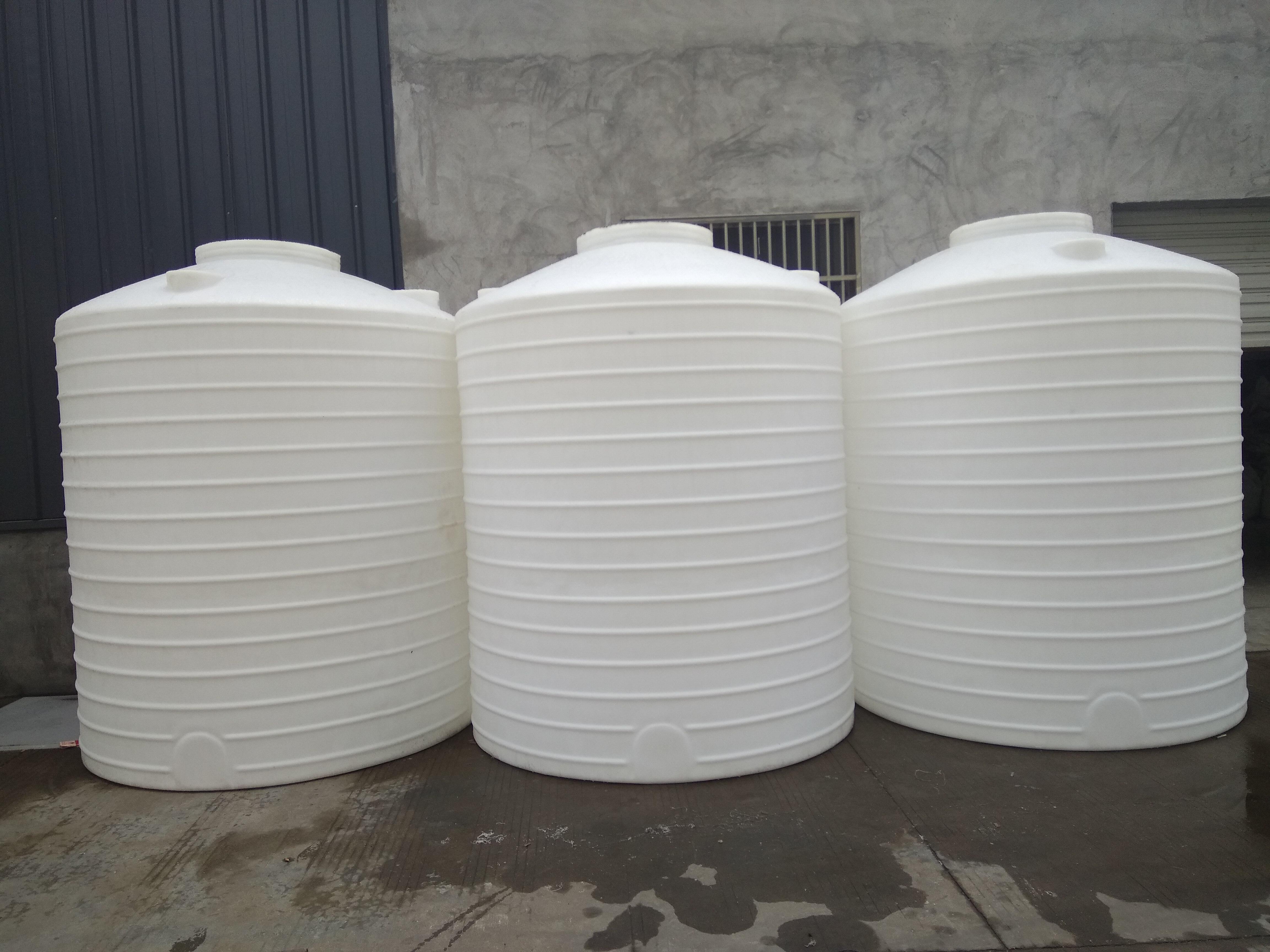 Phụ gia thẳng đứng chống ăn mòn và chống axit và vật liệu PE mới chứa 5000L metanol sulfuric axit bể chứa nước - Thiết bị nước / Bình chứa nước