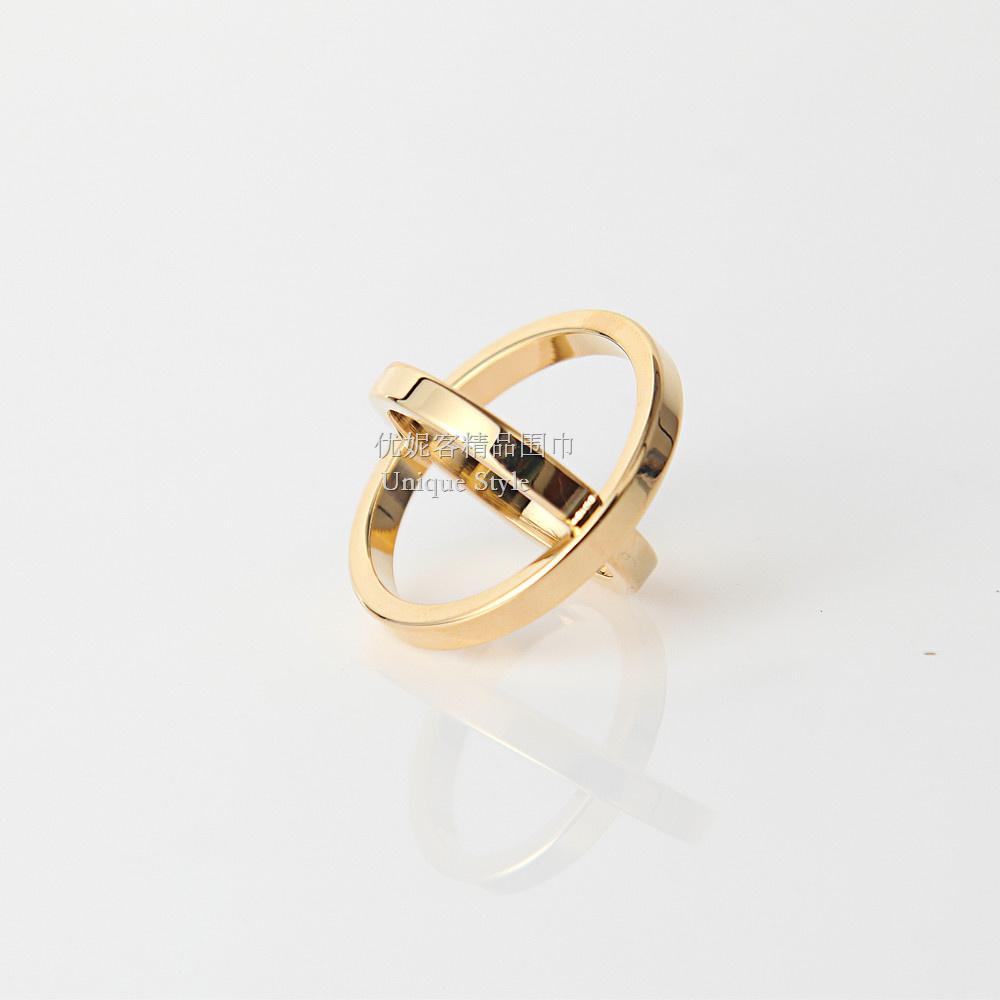 Цвет: Второе кольцо застежка золото 2.1