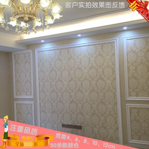 White decorative lines background wall border line frame line Door Cover line window cover