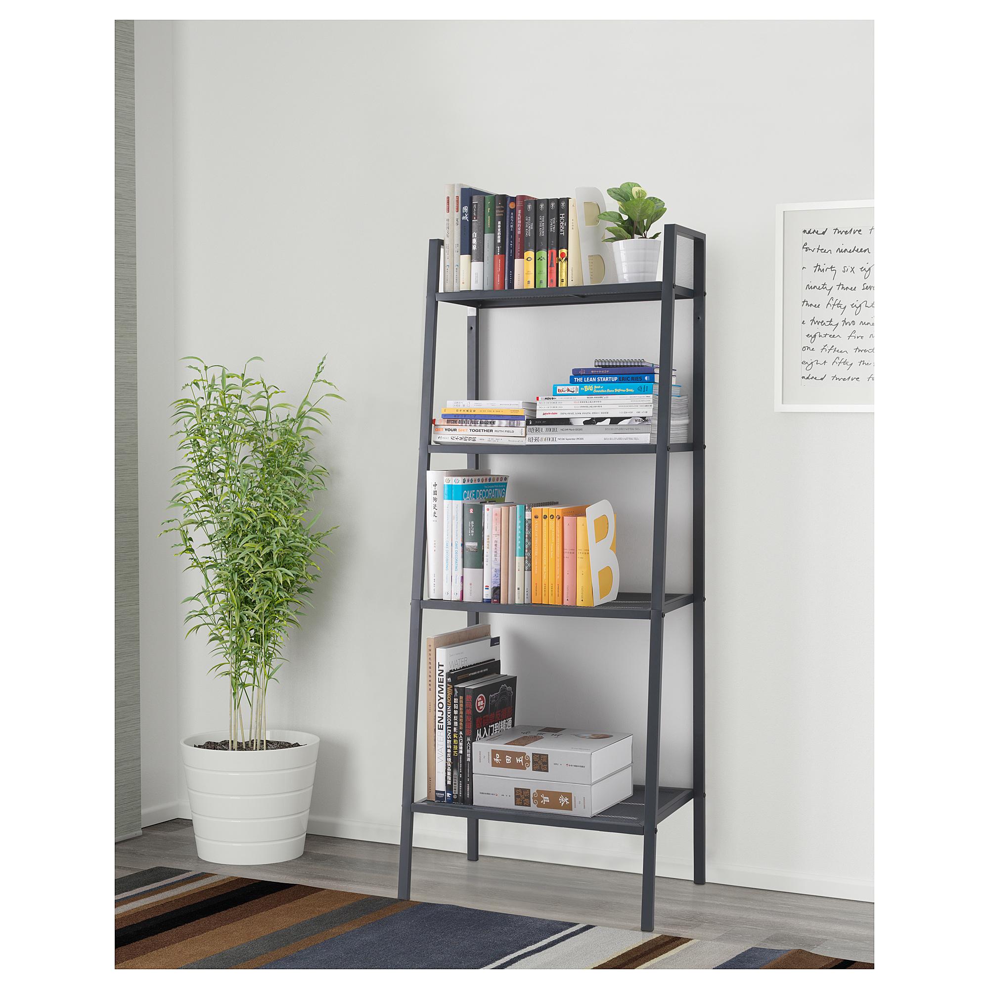 Merveilleux Ikea Genuine Domestic Purchase Lerberg Shelf Cabinets Shelf Racks Kitchen  Storage Shelf Steel Bookshelf Storage Rack