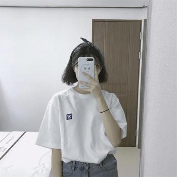 【拍2件29.9元】ins网红情侣T恤