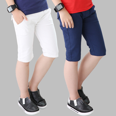 Children's clothing boys shorts summer pants pants children's pants cotton pants children's breeches boys pants thin section