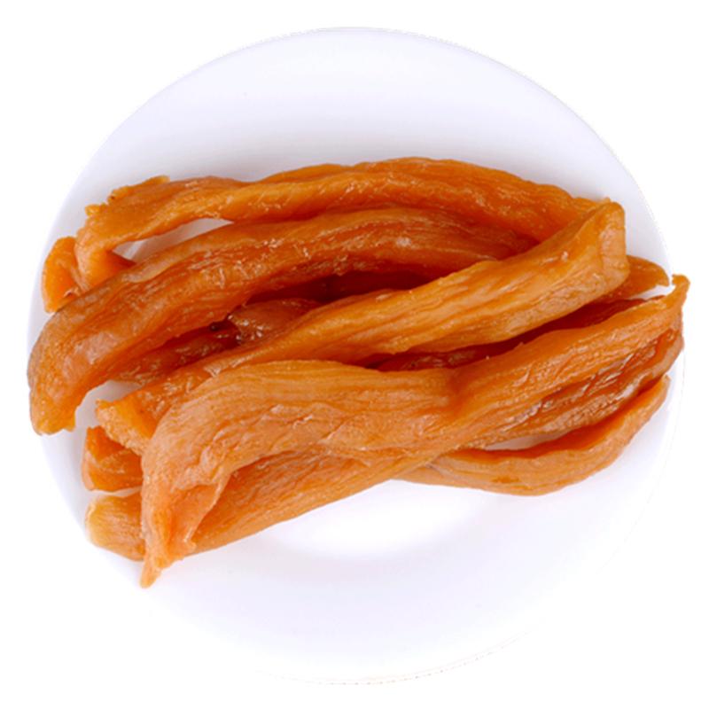 星派真空装倒蒸红薯干农家地瓜条软糯番薯干无添加山芋自制无糖精