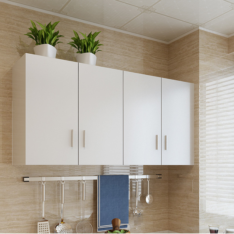 Special Offer Environmentally Friendly Kitchen Balcony Bathroom Cabinet Hanging Cabinet Simple Storage Cabinet Top Cabinet Wall Cabinet Cabinet Wall