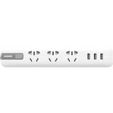 视贝 S033U 多功能USB插排 3插位+3USB/5V 2.4A 1.5米线 劵后29元包邮