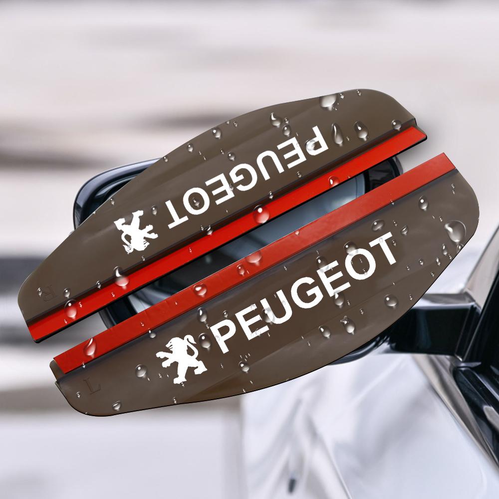 Vè che mưa gương hậu xe Peugeot 3008 All new 5008 - ảnh 2