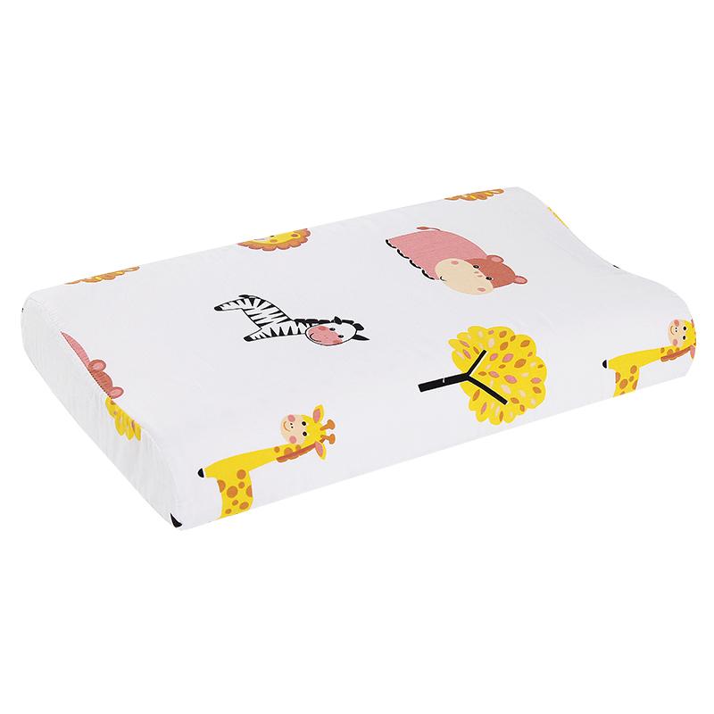 泰国皇家儿童乳胶枕头男女童长款原装进口1-10岁小学生卡通可爱枕