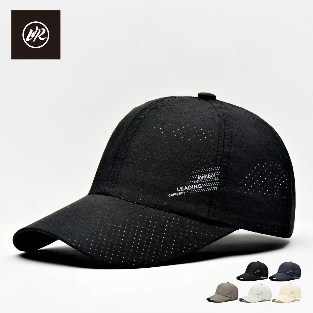 acf93925434 Summer fishing Korean Tide baseball hat male breathable sun hat female  sports running mountaineering cap sun hat