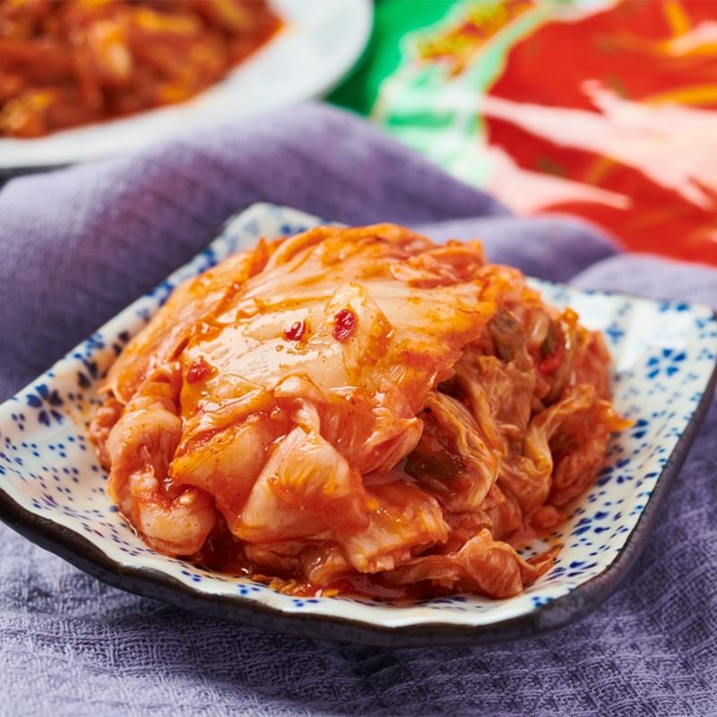 正宗韩式辣白菜450g*1袋