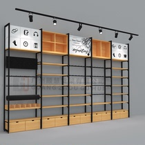 Jewelry Socks Display cabinet rack cosmetic shelf Boutique container Showcase