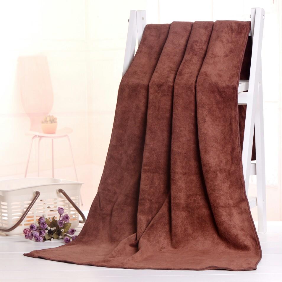 美容院专用毛巾家用成人女养生按摩床单铺床加厚大浴巾比纯棉吸水