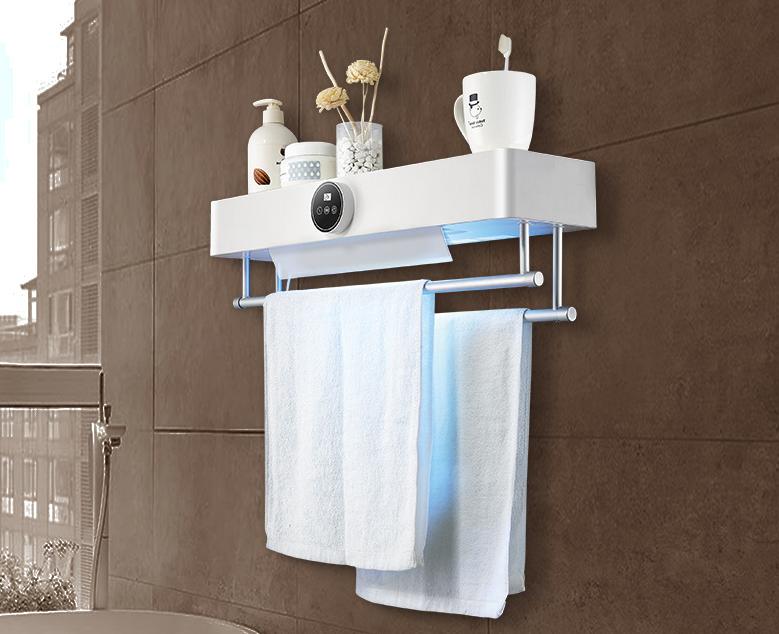 浴室多种置物架,扩容空间小能手