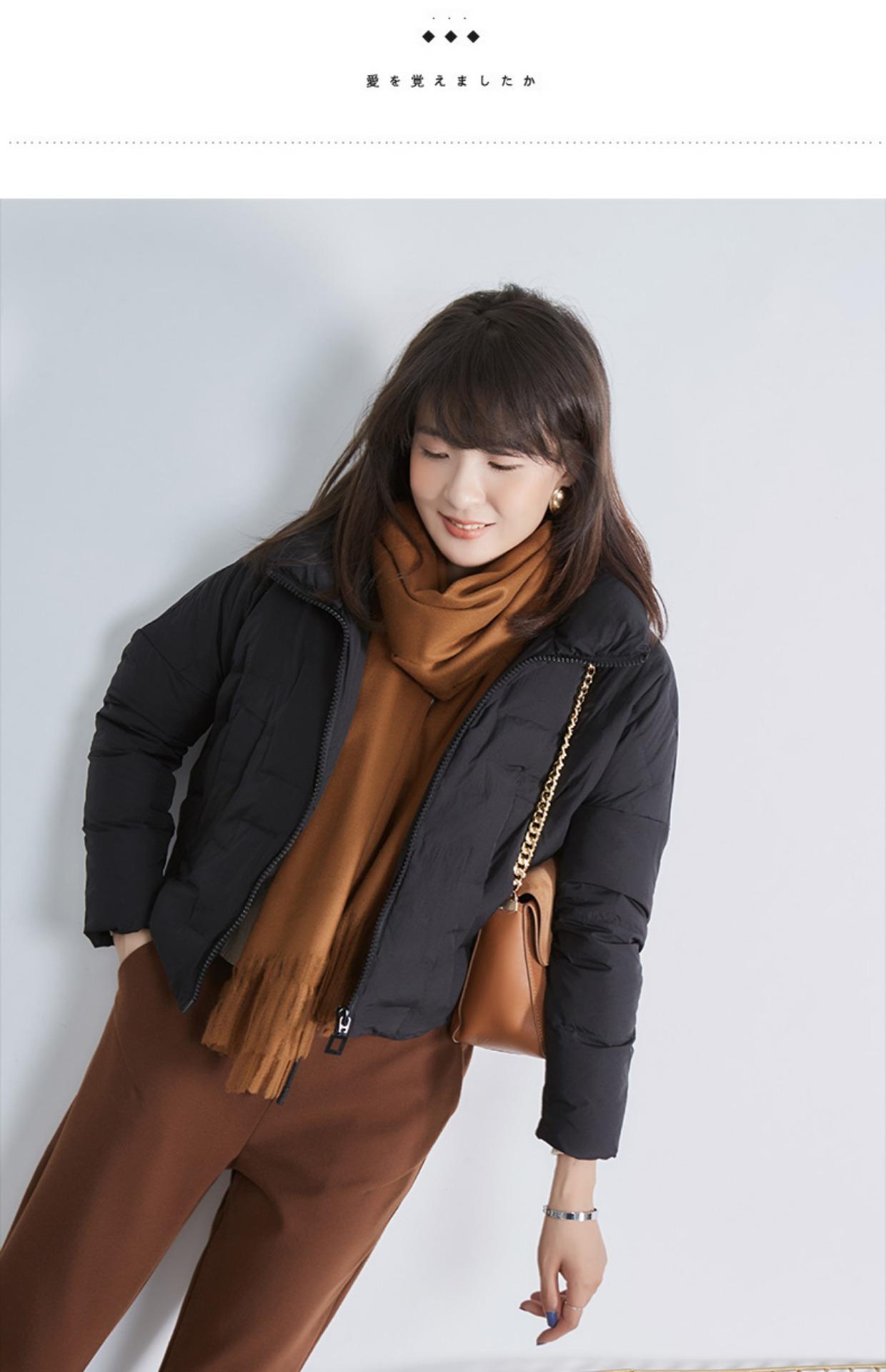 高仿巴宝莉Burberry2017新款韩版冬季外套时尚加厚面包服GDX495 第21张