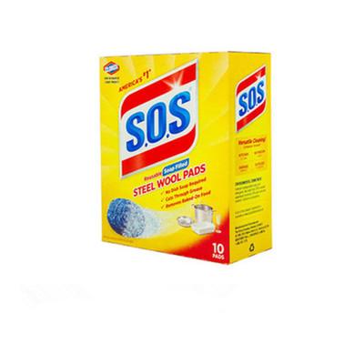 高乐氏SOS钢丝球鞋面清洁除垢去污刷