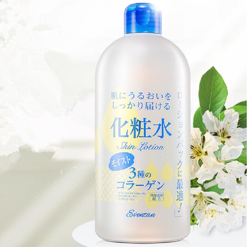 日本瑷微丹化妆水补水保湿清爽控油收缩毛孔金盏花爽肤水女男学生
