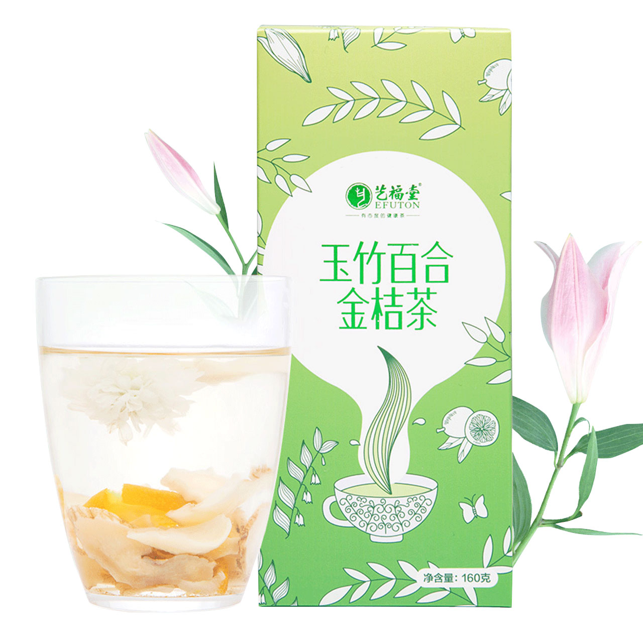 Categorycombination Type Flower Teaproductnameyifutang Flower And