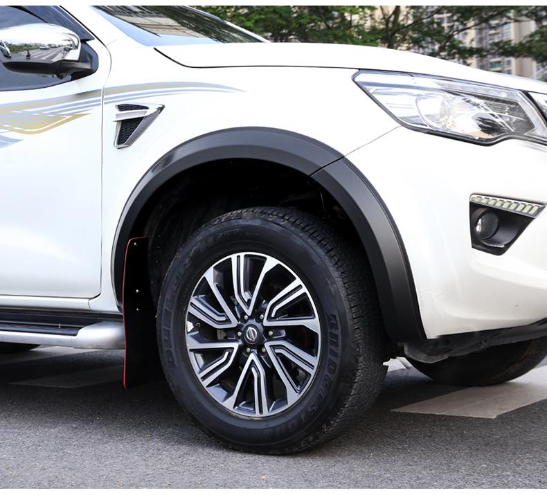 Viền cua lốp Nissan Terra 2018 - 2020 - ảnh 15