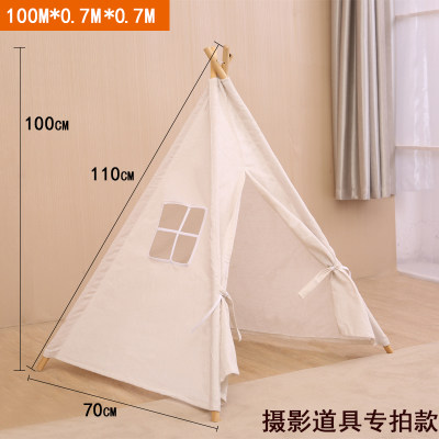 ins children photography photo props Indian small tent game house wedding birthday party room decorations