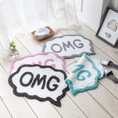 OMG Bathroom Mat