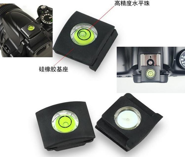 Уровень для фотокамеры Canon ЭОС 5d4 камер 5d2 5d3 7d2 60д полиэфир 70d 80d 77d зеркальные камеры горячий башмак крышки с духом уровне