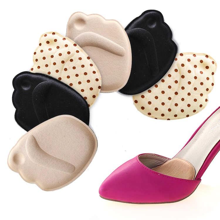 足弓垫高跟鞋前塞海绵防滑防磨海绵垫脚心防痛神器磨脚贴鞋垫