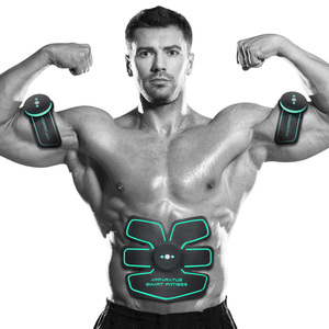 黑科技腹肌训练器1主机+1手臂贴