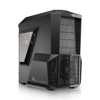 Z11 series chassis ATX computer chassis desktop computer main chassis water-cooled gaming chassis side through chassis