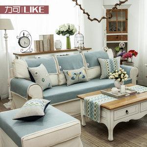 防滑沙发垫沙发套皮沙发坐垫沙发巾定做美式现代简约布艺四季通用