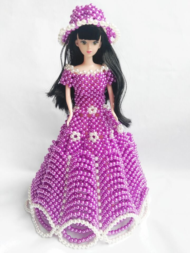 DEEP PURPLE BIG BARBIE KIT