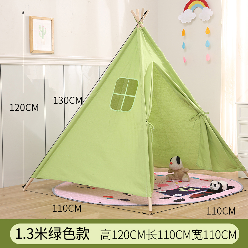 1.4m  Small Green + Send Bunting  Reinforcement + Anti-slip Cover